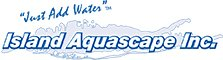 Island Aquascape Logo